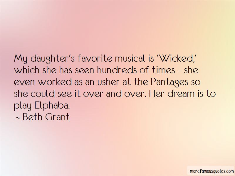 Quotes About Wicked The Musical: top 3 Wicked The Musical ...