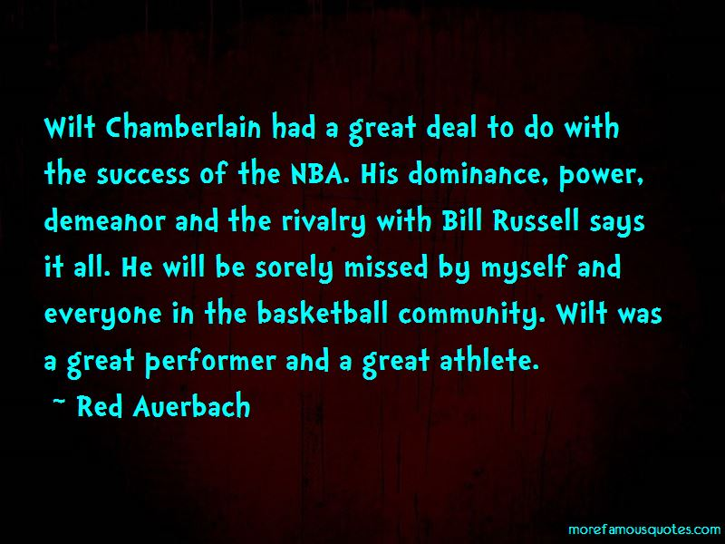 Wilt Chamberlain Quotes Pictures 2
