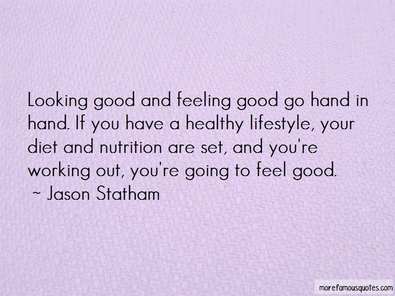 Working Out And Feeling Good Quotes Pictures 4