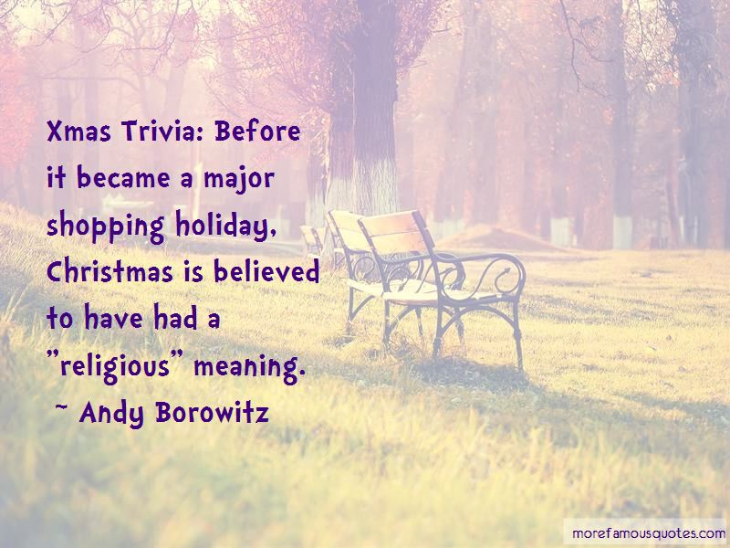 Quotes About Xmas Shopping