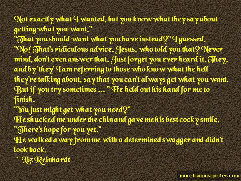 You Can't Always Get What You Want Quotes Pictures 2