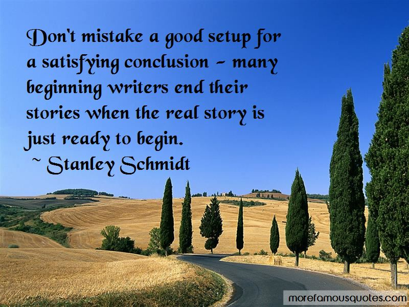 Ready To Begin Quotes