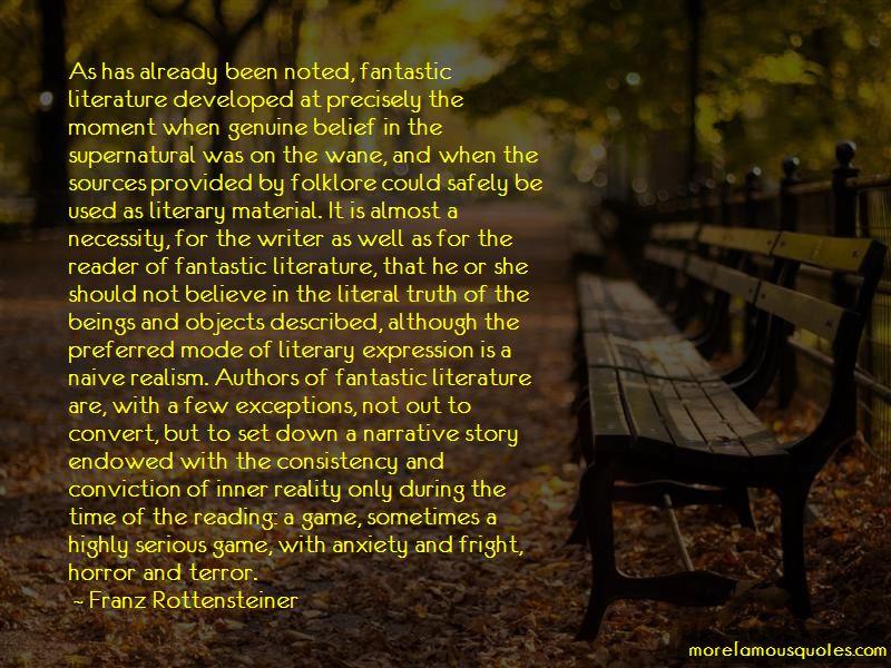 Realism Literature Quotes Pictures 3