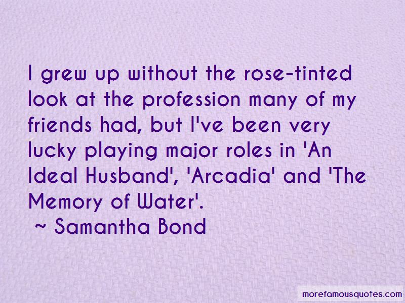 Rose Tinted Quotes