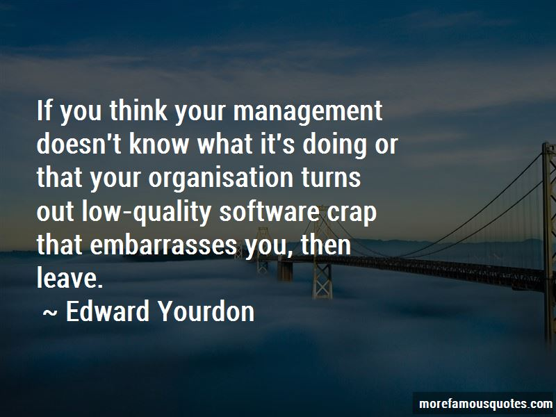 Software Quality Management Quotes