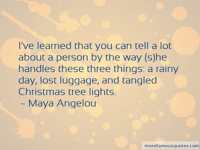 Tangled Christmas Tree Lights Quotes
