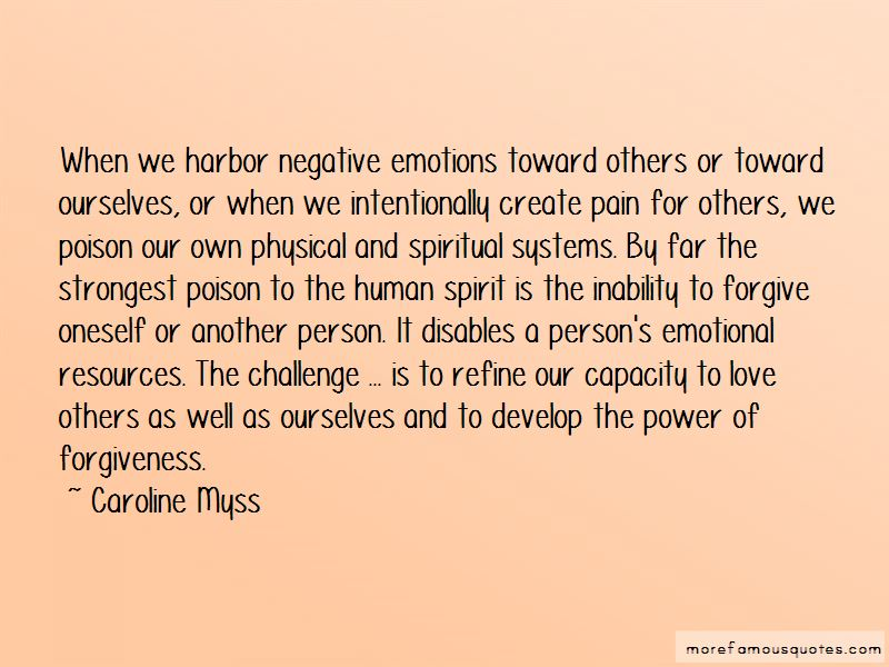 The Power Of Forgiveness Quotes
