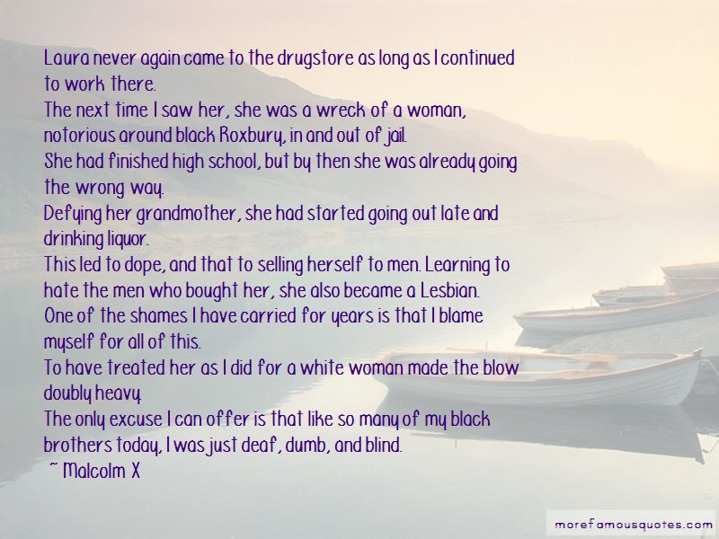 The Woman In White Laura Quotes