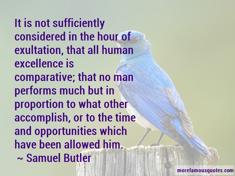 Time And Opportunities Quotes Pictures 3