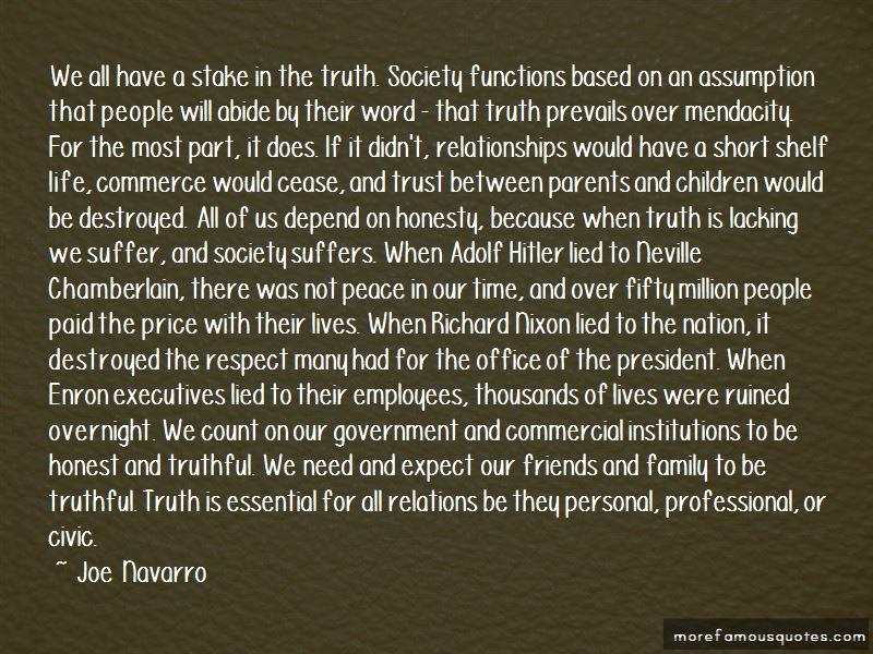 Trust Ruined Quotes