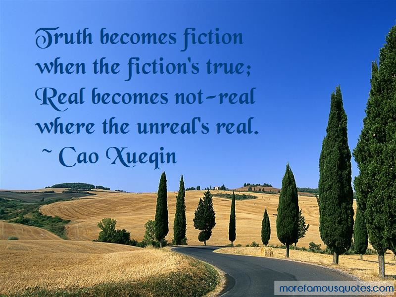 Truth Or Fiction Quotes Pictures 3