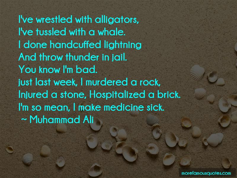Whale Done Quotes