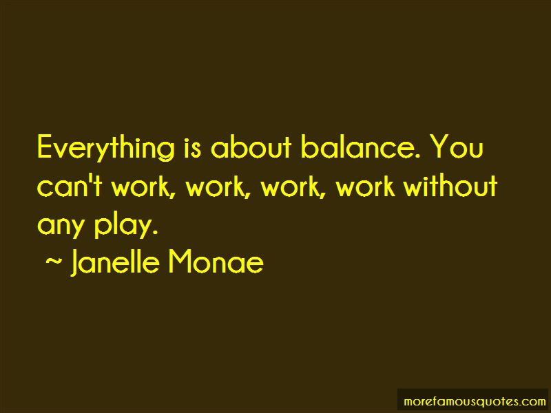Work Play Balance Quotes Pictures 2