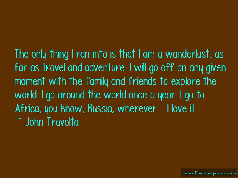World Of Wanderlust Travel Quotes Pictures 2