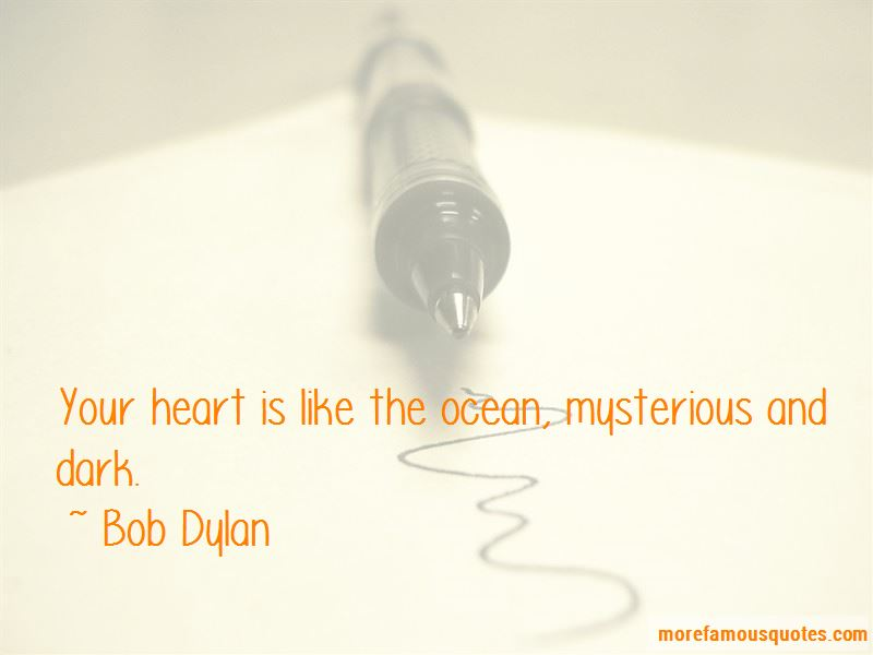 Your Heart Is Like Quotes