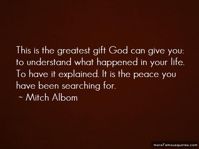 Your My Gift From God Quotes