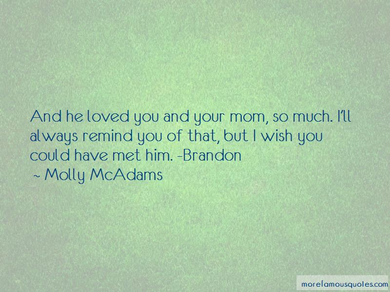 Always Have Loved You Quotes