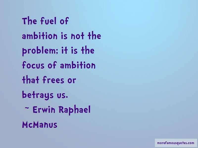 Ambition And Focus Quotes Pictures 3