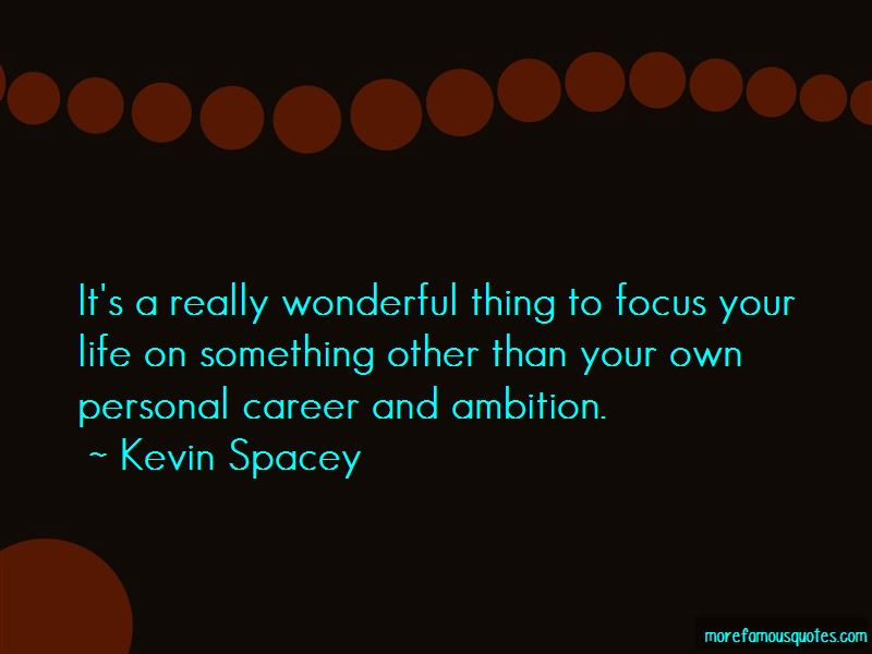 Ambition And Focus Quotes Pictures 4