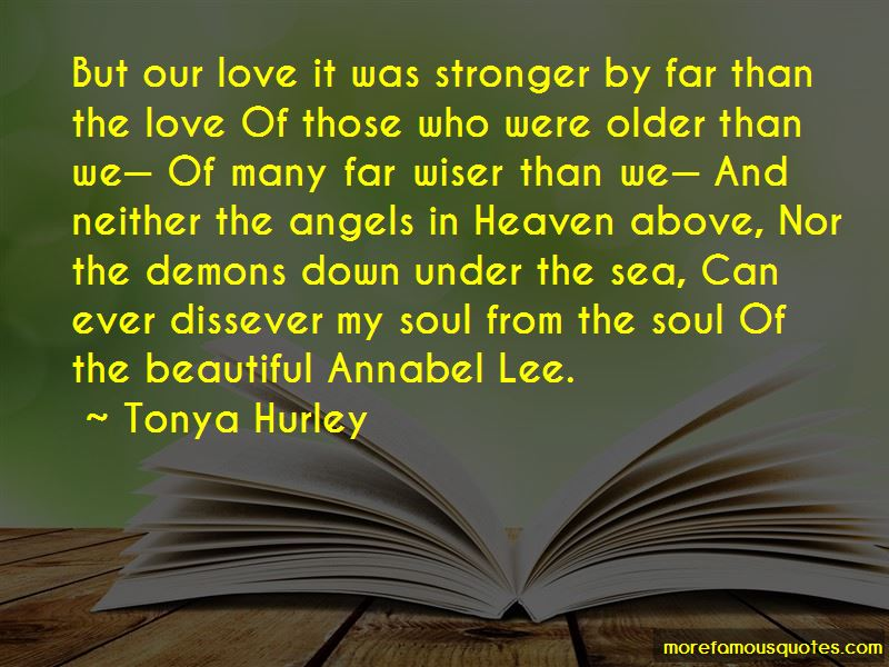 Annabel Lee Love Quotes Pictures 2