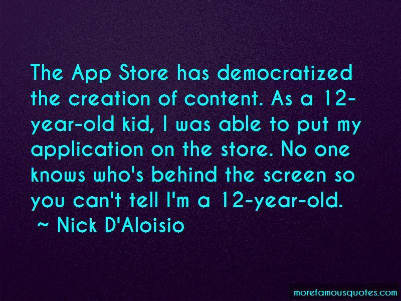 App Store Quotes