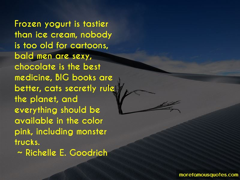 Best Frozen Yogurt Quotes