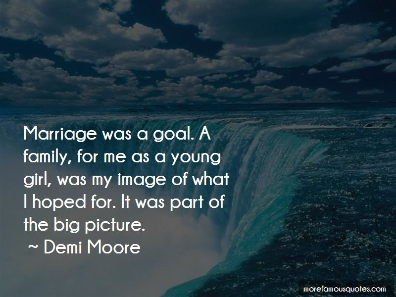 Big Girl Picture Quotes