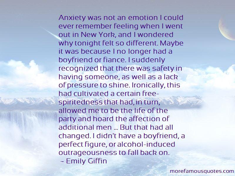 Boyfriend Not Allowed Quotes