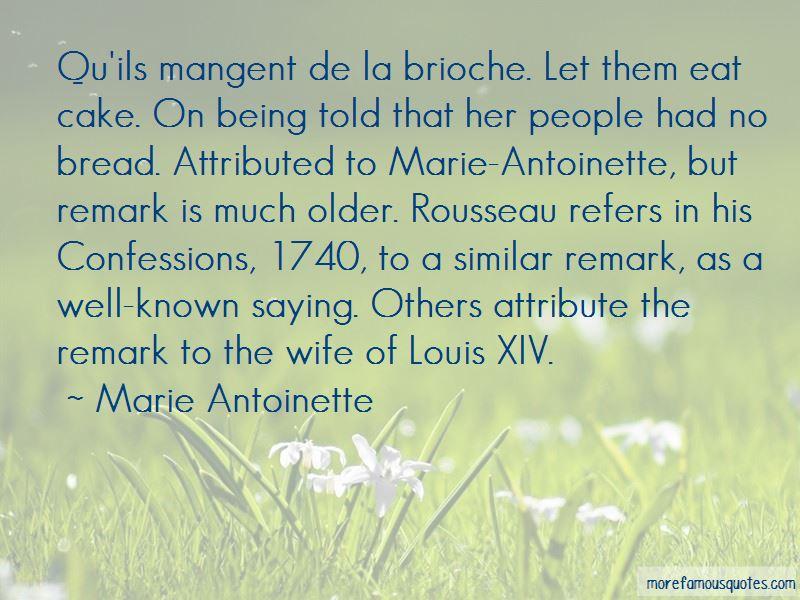 Brioche Quotes Pictures 4