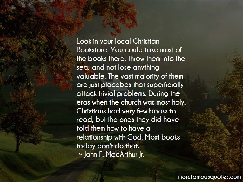 Christian Bookstore Quotes