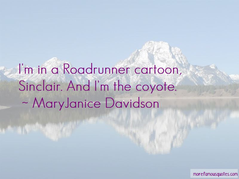 Coyote And Roadrunner Quotes