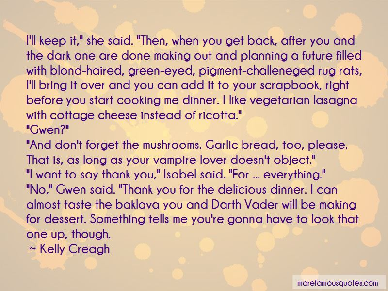 Delicious Cooking Quotes