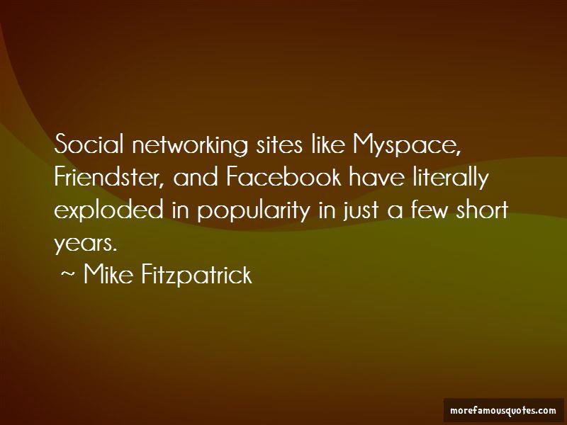 Facebook Popularity Quotes
