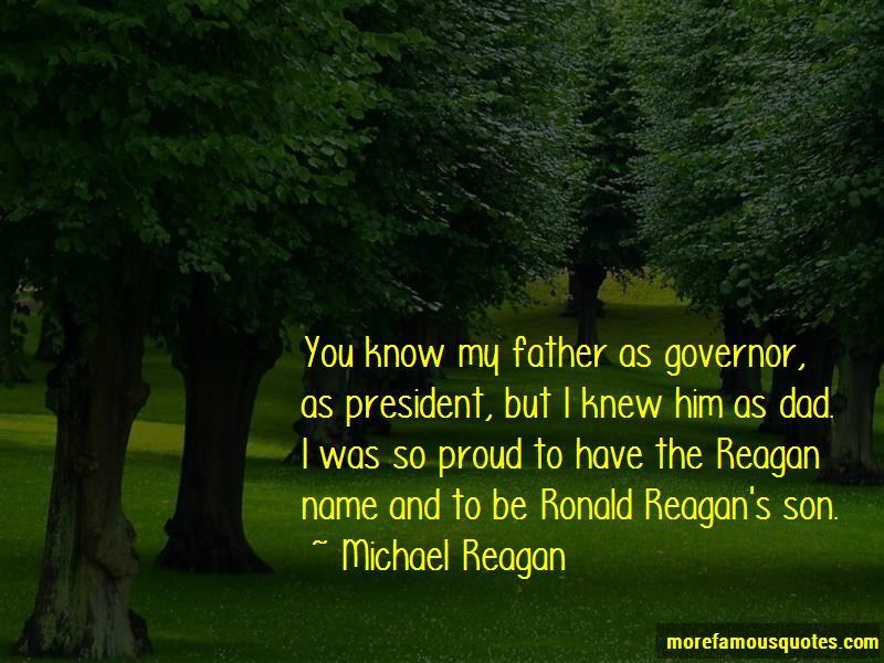 Father Proud Of Son Quotes
