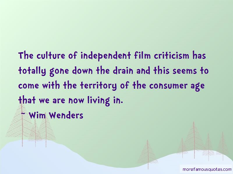 Film Criticism Quotes Top 26 Quotes About Film Criticism From Famous Authors