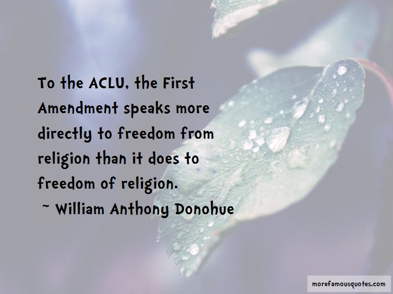 First Amendment Freedom Of Religion Quotes Pictures 4