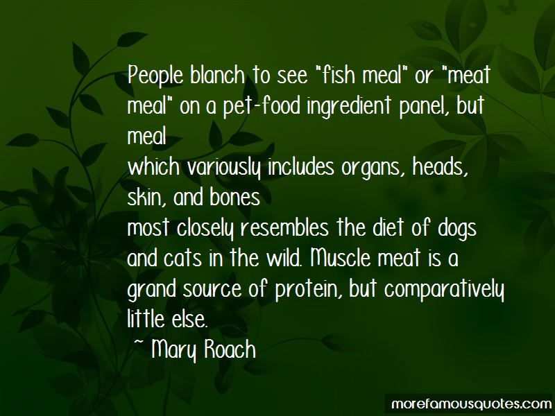 Food Ingredient Quotes