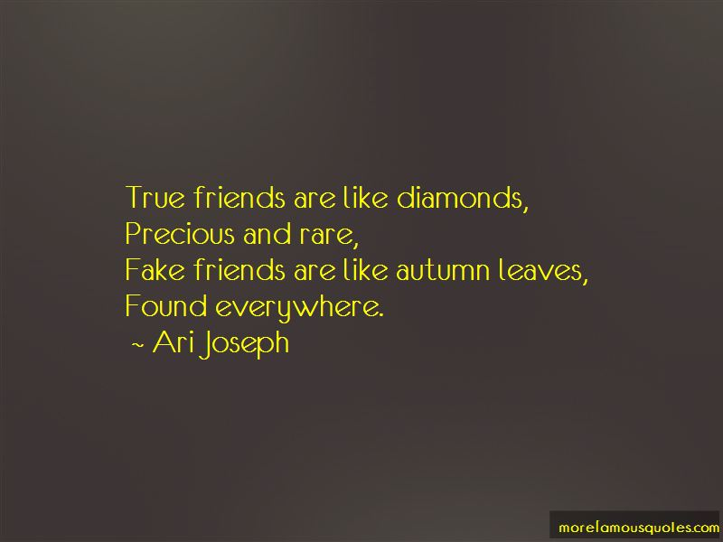 Friends Are Like Diamonds Quotes Pictures 2