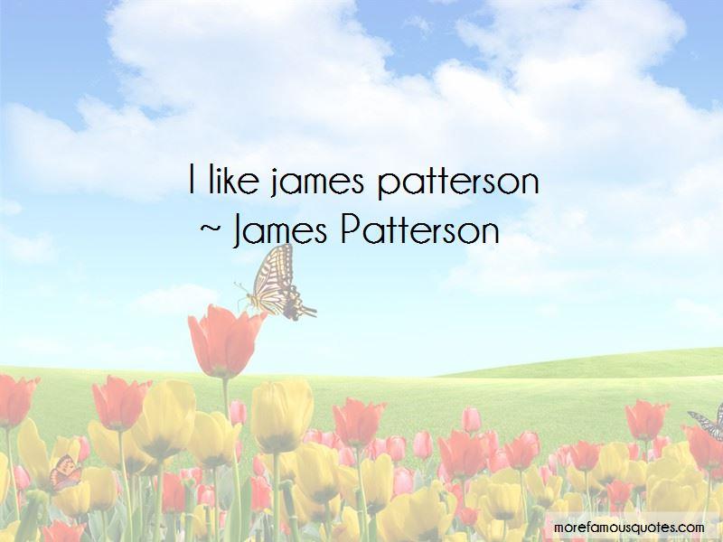 G E Patterson Quotes