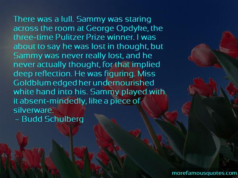 Goldblum Quotes