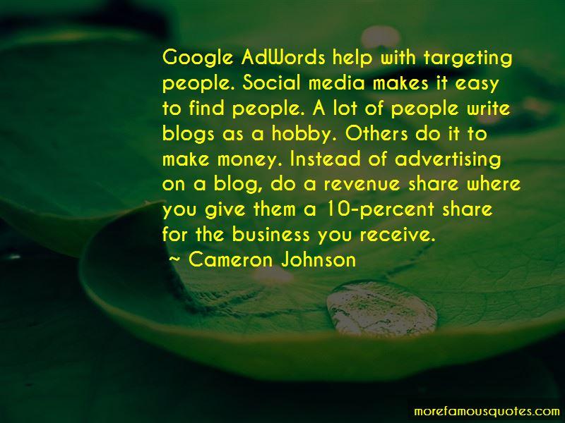 Google Adwords Quotes