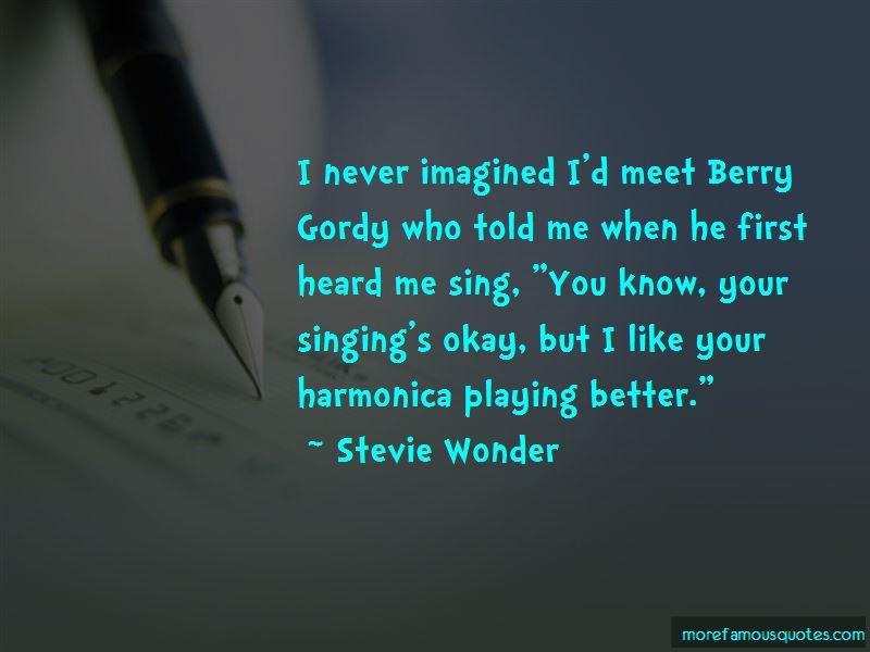 Gordy Quotes