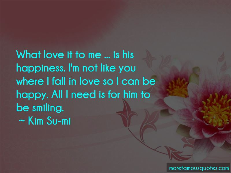 Happiness From Love Quotes Pictures 4
