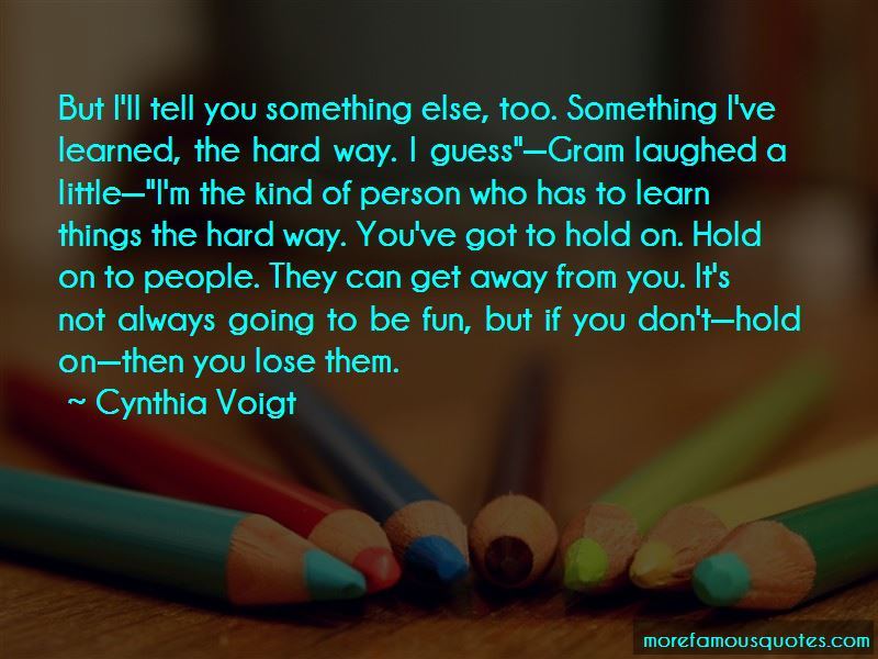 Hard To Lose You Quotes Pictures 2