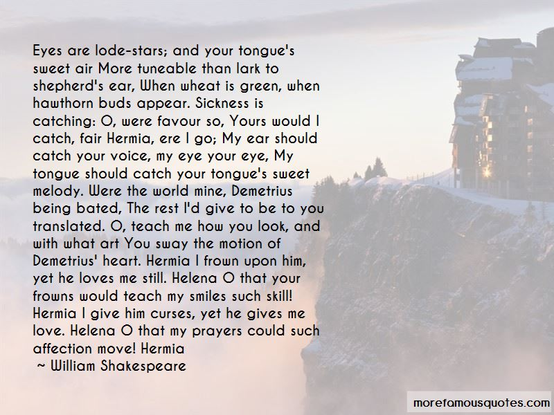 Hermia And Helena Quotes