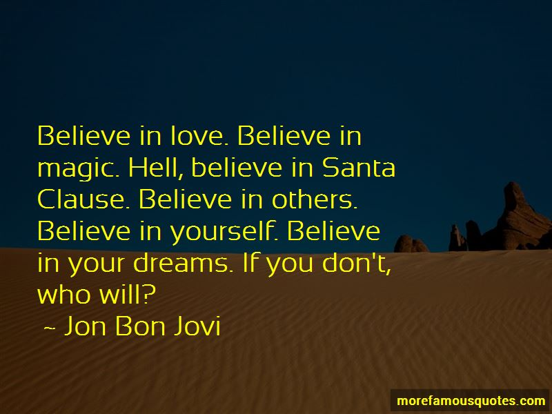 I Do Believe In Magic Quotes Pictures 2