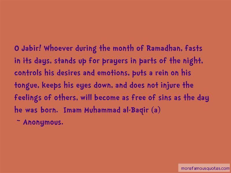 Imam Baqir Quotes