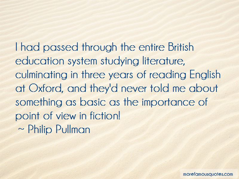Importance Of Studying English Quotes