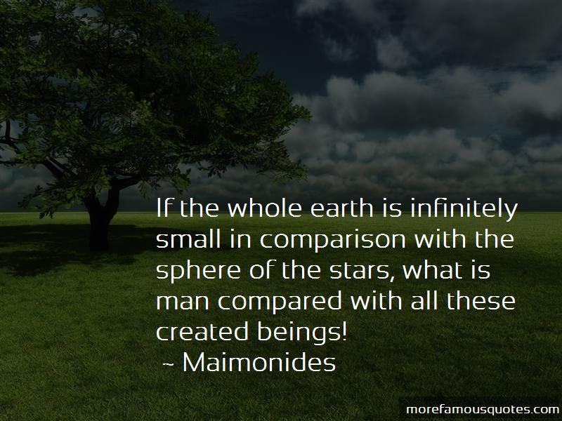 Infinitely Small Quotes