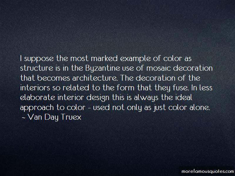 Interior Design Related Quotes